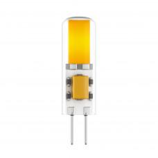 940402 Лампа LED 12V JC G4 3W=30W 150±30LM 360G 3000K 20000H (в комплекте)