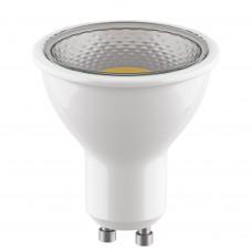 940282 Лампа LED 220V HP16 GU10 7W=60W 350LM 55G CL 2800K 20000H (в комплекте)