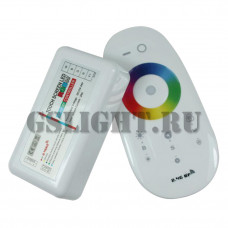 Сенсорный 2.4G Touch Screen RGBW LED Controller