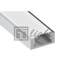 Накладной алюминиевый профиль 1506 CLASSIC, SL236210